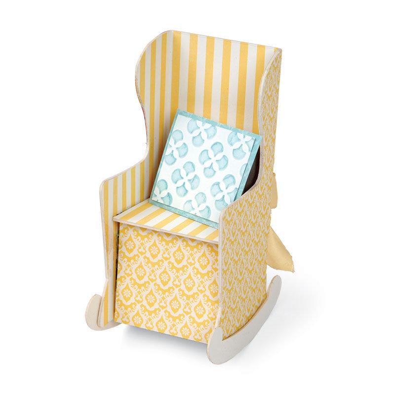 Rocking Chair by Debi Adams