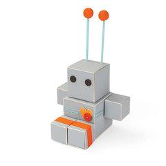 Robot Table Favor by Debi Adams