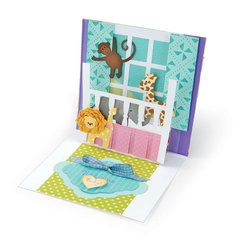 Celebrate New Baby Card by Debi Adams