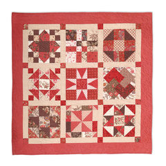 Josephine's French Wedding Sampler Quilt by Ronda McCord