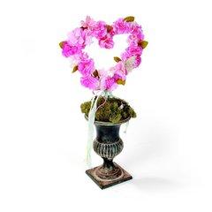 Summer Florals Topiary by Brenda Walton