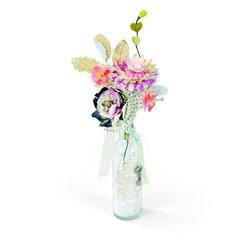 Paper Flower Bouquet 3 by Brenda Walton