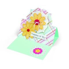 Thinking of You Birthday Card by Deena Ziegler