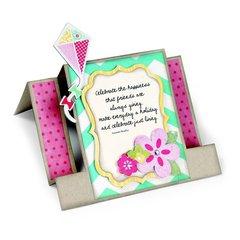 Center Step Celebrate Card by Deena Ziegler