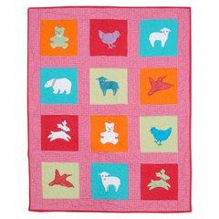Baby Animals Quilt by Jorli Perine