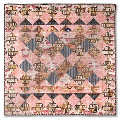 Topsy-Turvy Triangles Quilt by Ronda McCord