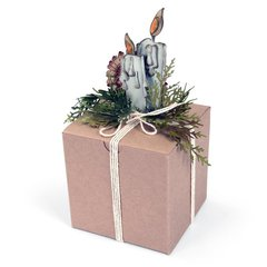 Candles Gift Topper