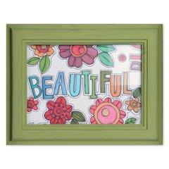 Beautiful Flowers Frame by Stephanie Ackeman