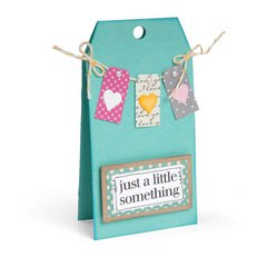 A Little Something Tag Card by Deena Ziegler