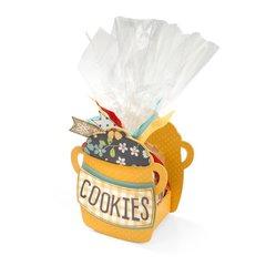 Cookie Jar Box by Wendy Cuskey
