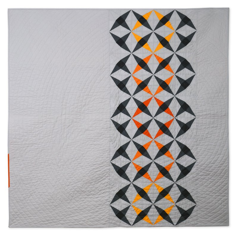 World Without End Quilt by Guest Quilter Amy Friend