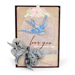 Love You Bird Card