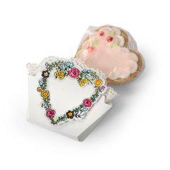 Heart Wreath Cookie Pocket
