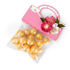 Flowers Treat Bag Topper