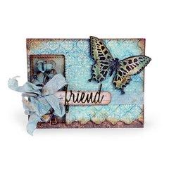 Butterfly Friend Card