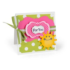 For You Sunshine Card