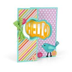 Hello Birdie Card