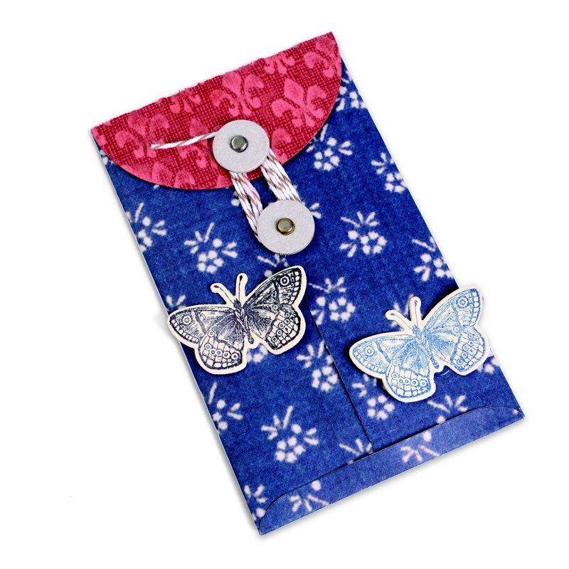 Butterflies Envelope