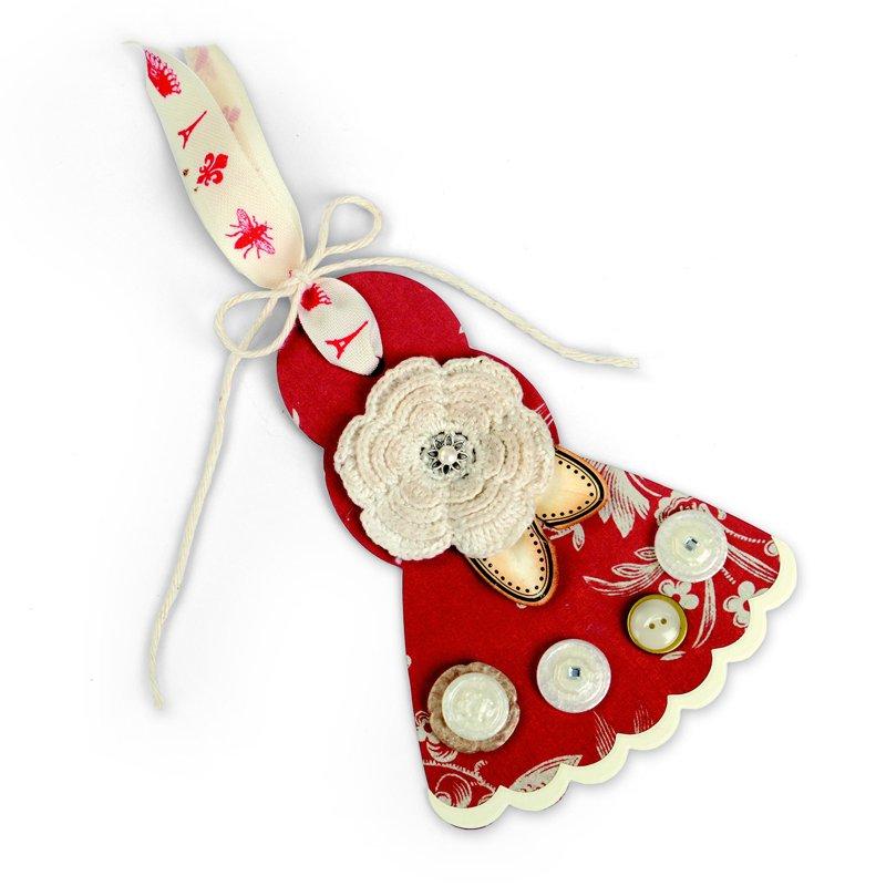 Button Holder #4