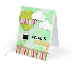 Up, Up & Away Card #2
