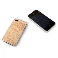 Embossed Phone Cover