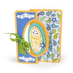 'Happy Birthday' Flip-Its Card by Deena Ziegler
