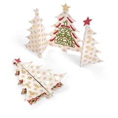 A Very Merry Christmas Fold A Long Card