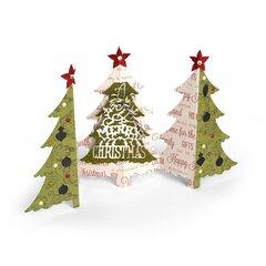 A Very Merry Christmas Fold a Long Card 2