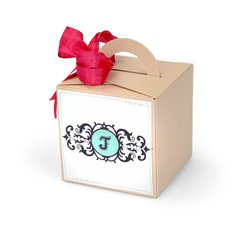 Monogrammed Gift Box