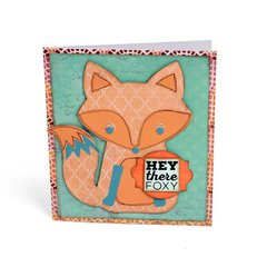Hey There Foxy Card