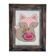 Filled with Love Frame