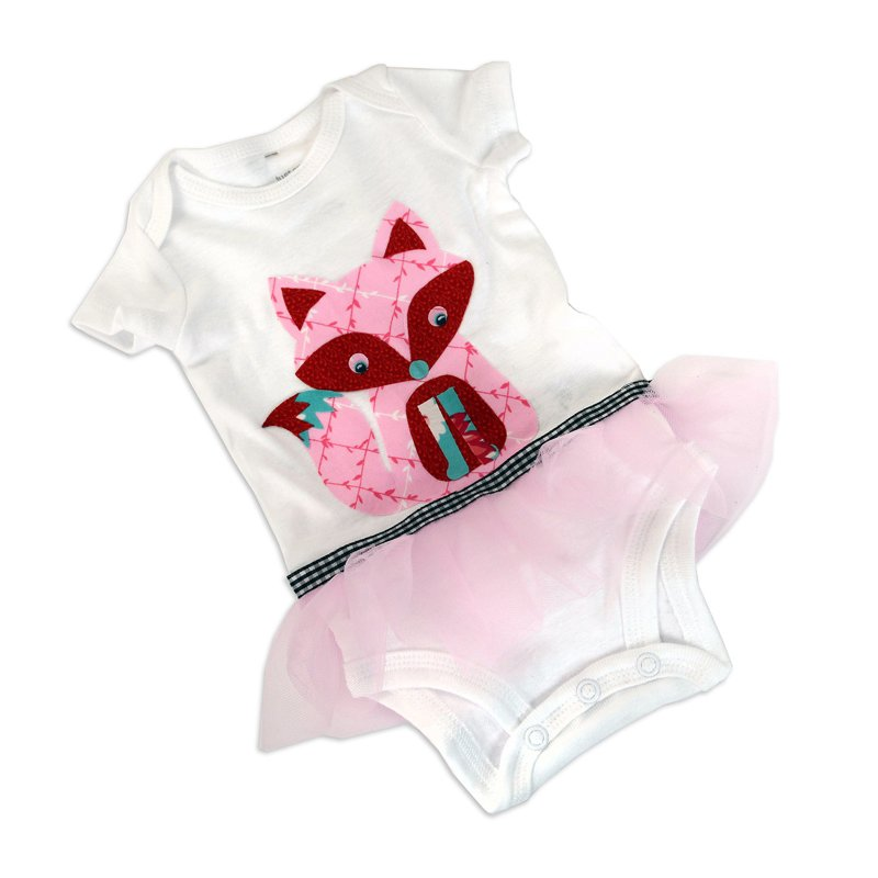 Foxy Baby Outfit