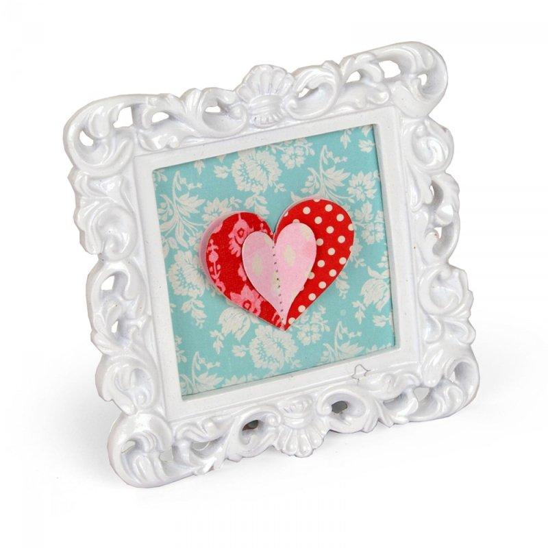 2 Hearts Frame