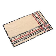 Woven Strips Placemat by Kathy Ranabarger