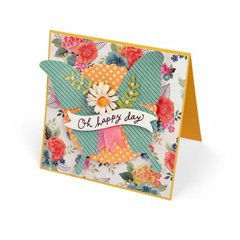 Oh, Happy Day Butterfly Card