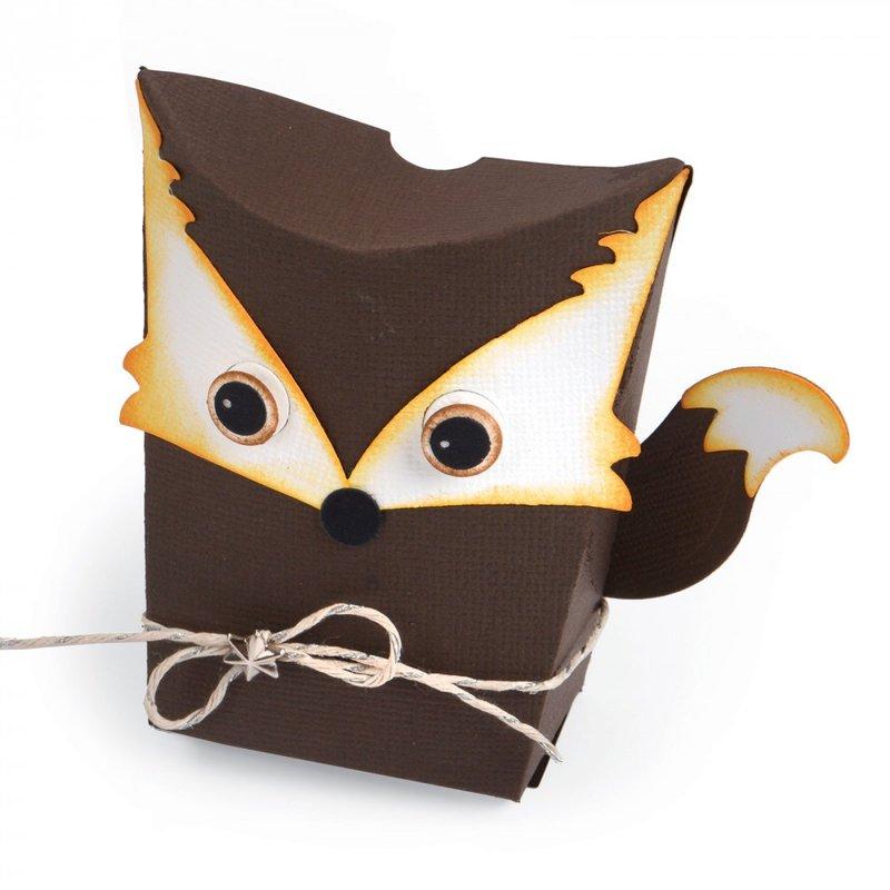 Fox Pillow Box