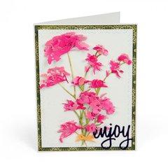 Enjoy Wildflowers Card