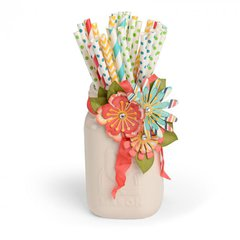 Mix & Match Flowers Jar