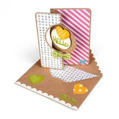 Hello Flip-its Card