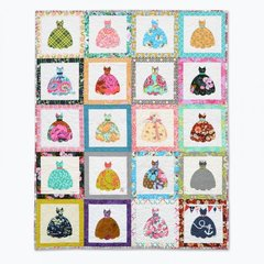 All Dressed Up Friendship Quilt