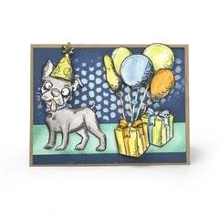 Pawfect Birthday Card