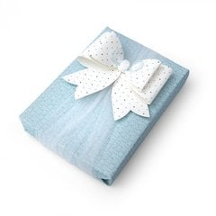 Paper Bow Gift Topper