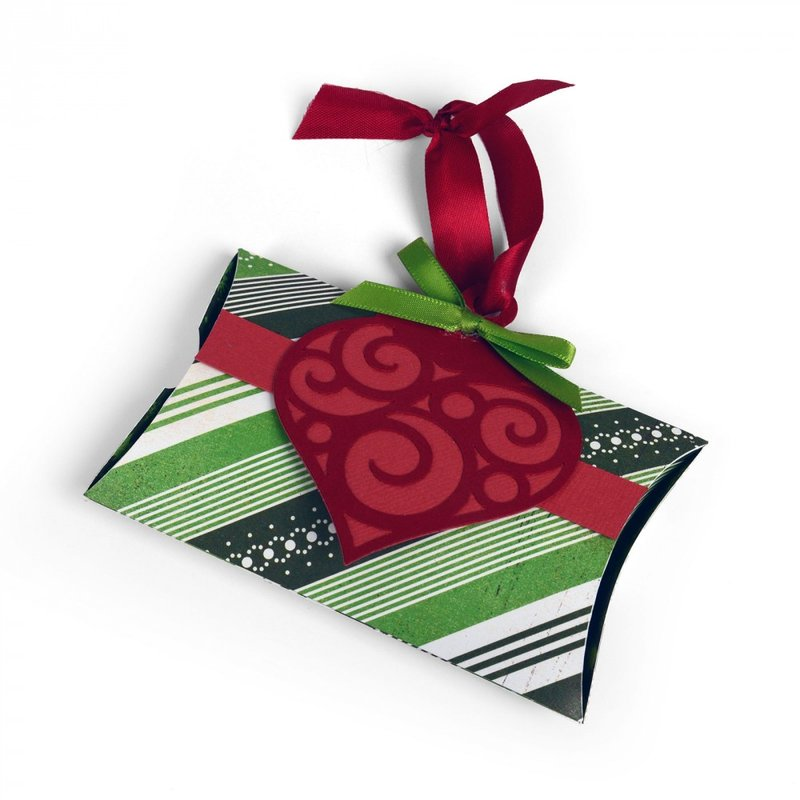 Ornament Pillow Box