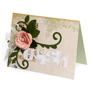 Wish Card by Beth Reames