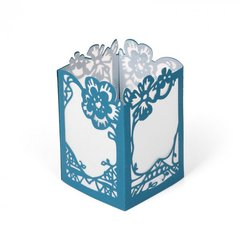 Home Decor Floral Lantern