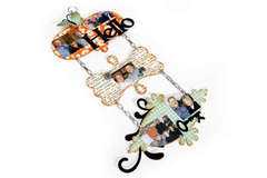 Hello Hanging Wall Decor by Beth Reames