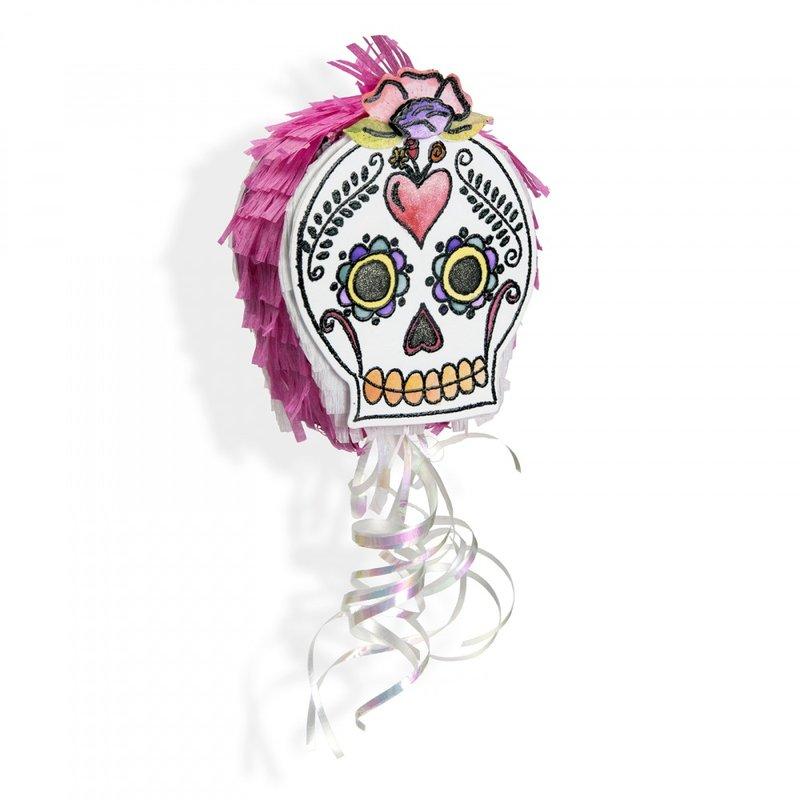 Small Skull Pinata