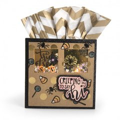 Creeping By Shaker Gift Bag