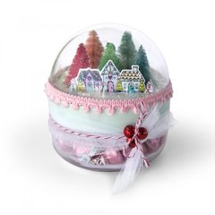Sweet Christmas Snow Globe