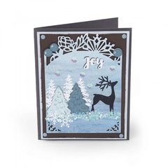 Winter Woods Card